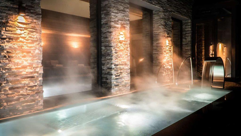 The Capra Sas Pool Luxushotel Zum Wandern