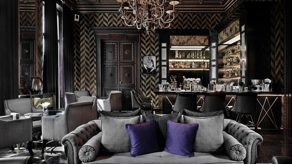 Patrick Hellmann Schlosshotel Grunewald Bar