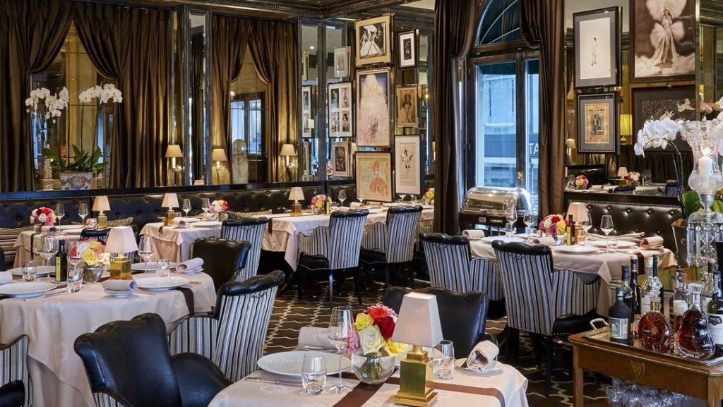 Luxushotel Genf