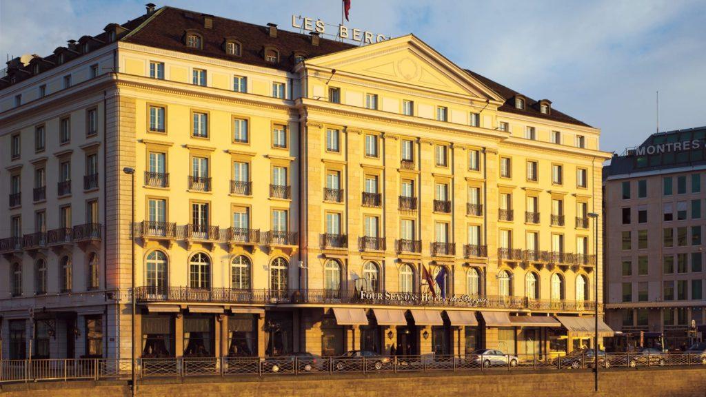 Luxushotel Genf 2