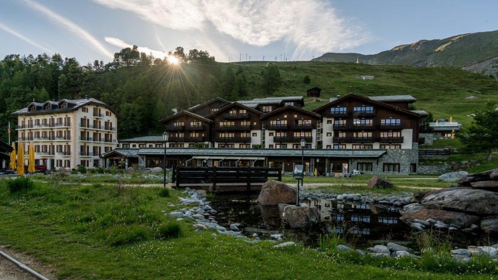 Luxushotels Zum Wandern Zermatt