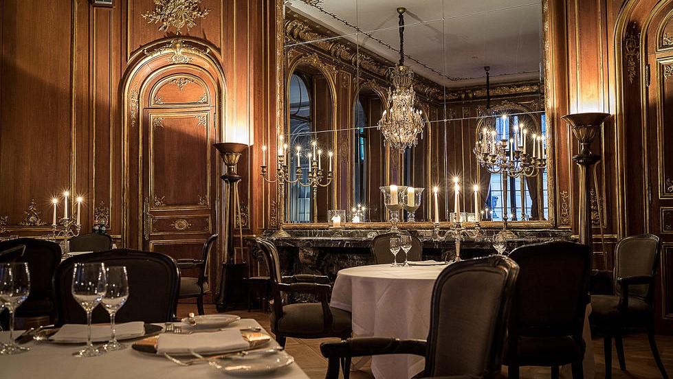 Patrick Hellman Schlosshotel Grunewald Restaurant