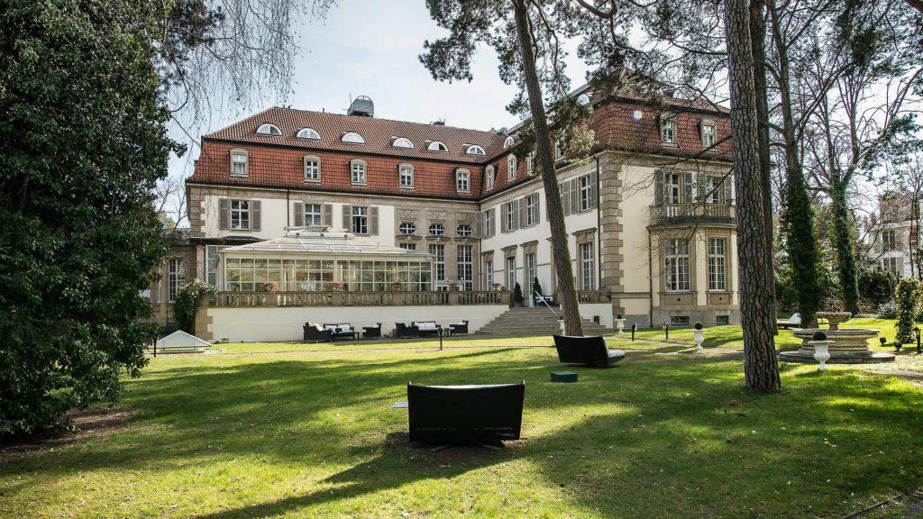 Patrick Hellmann Schlosshotel Außen