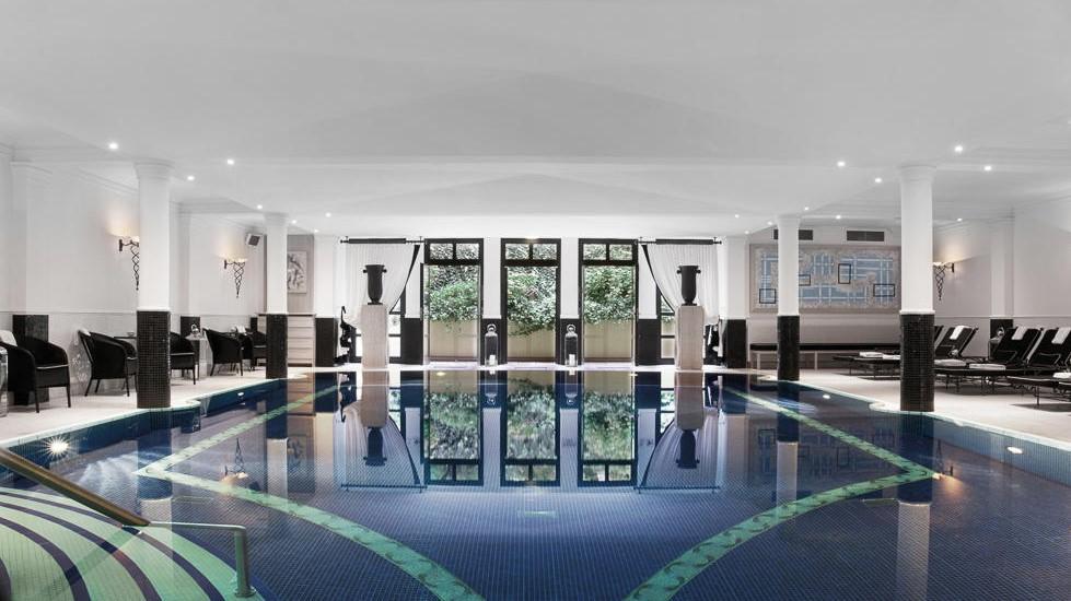Patrick Hellmann Grunewald Pool