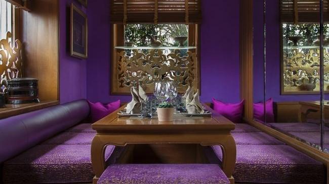 Restaurant Luxuhotel Genf