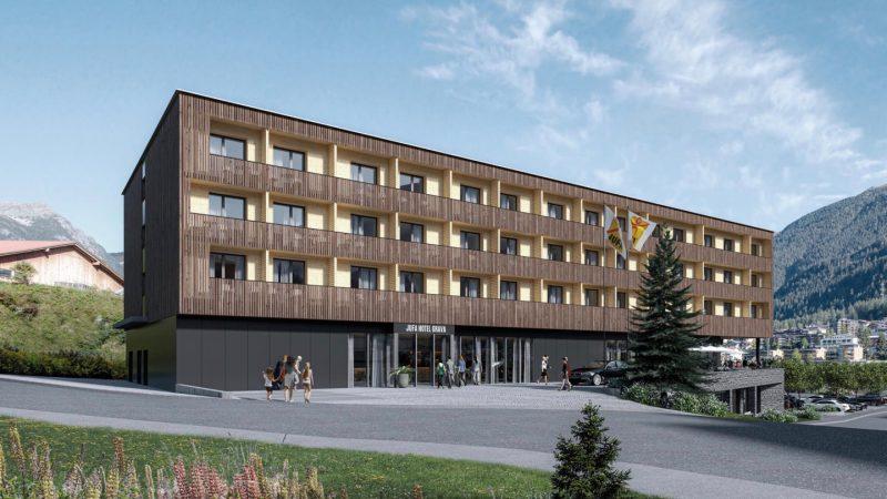Jufa eröffnet Hotel in der Schweiz
