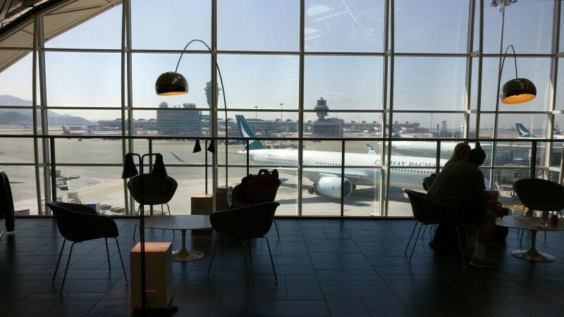 American Express Centurion Lounge Hongkong 6