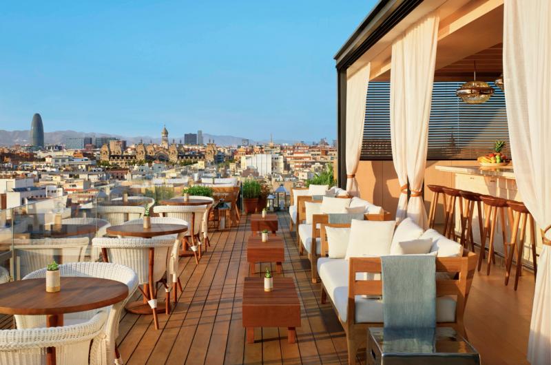 The Barcelona Edition Hotel Marriott Hotel