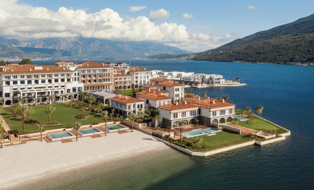 One & Only Portonovi Resort, Montenegro