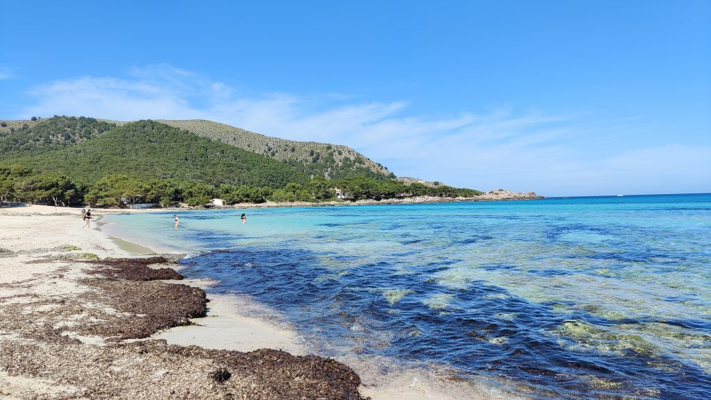 Cala Agulla Mallorca 1024x577