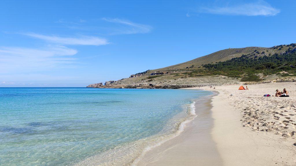 Cala Mesquida Mallorca 3