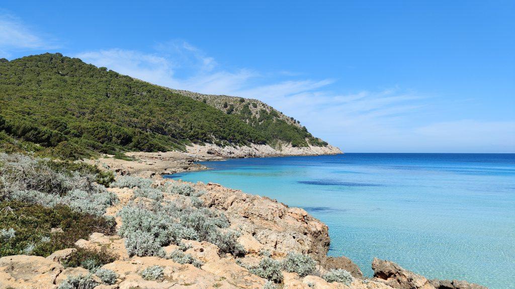Cala Molto Mallorca