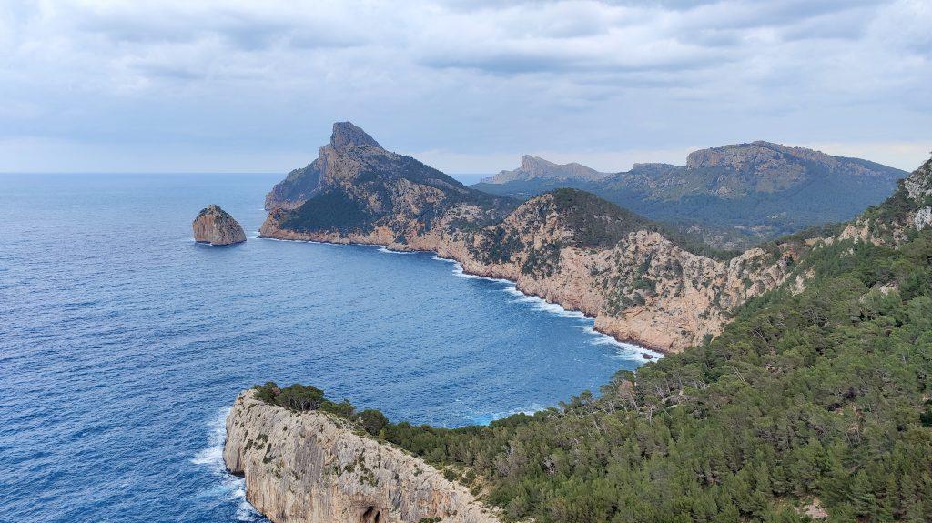 Cap Formentor Mallorca 3