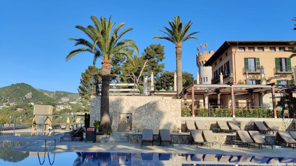 Castillo Hotel Son Vida Mallorca Außenpool 4 1024x575
