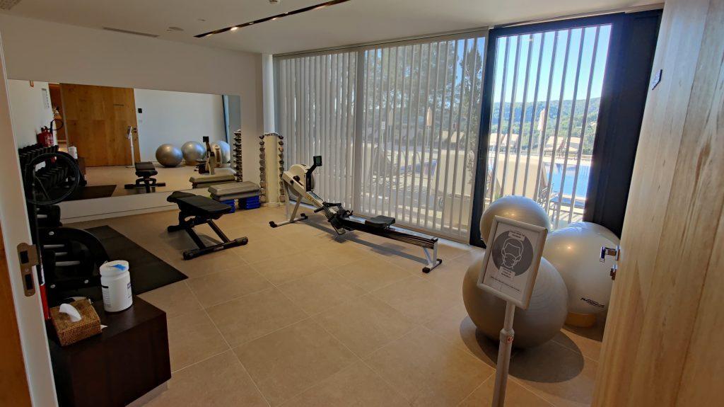 Castillo Hotel Son Vida Mallorca Fitness 6 1024x575