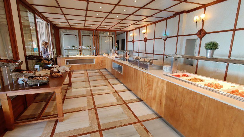 Castillo Hotel Son Vida Mallorca Frühstück Buffet 2 1024x575