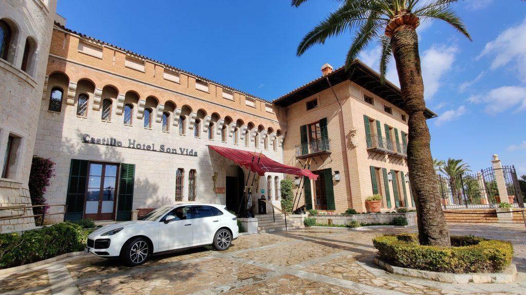 Castillo Hotel Son Vida Mallorca Gebäude 1024x575