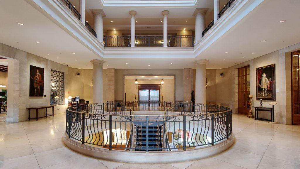 Castillo Hotel Son Vida Mallorca Lobby 1024x576