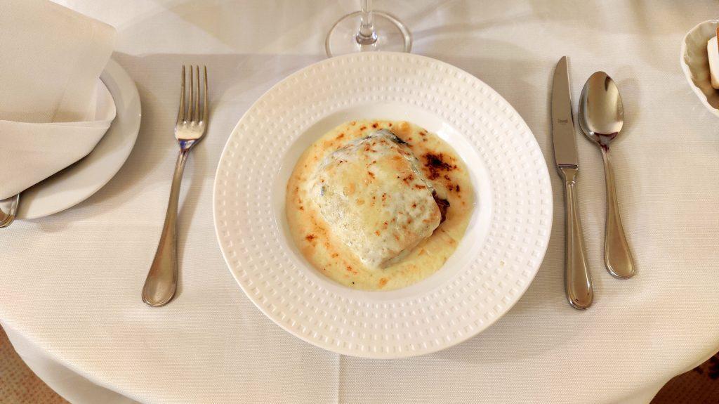 Castillo Hotel Son Vida Mallorca Room Service Abendessen 3 1024x575
