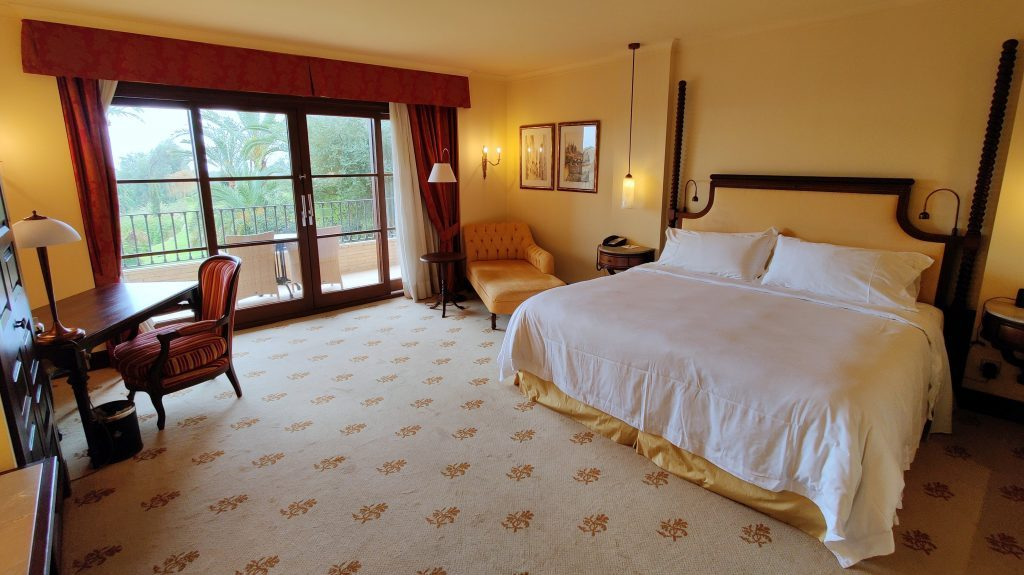 Castillo Hotel Son Vida Mallorca Zimmer 1024x575