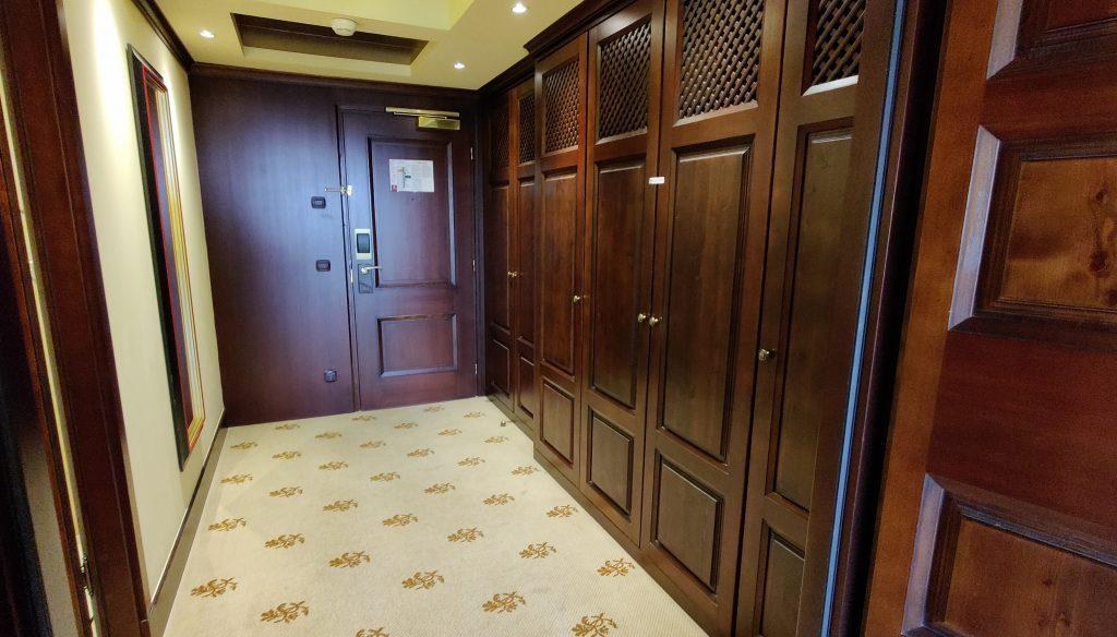 Castillo Hotel Son Vida Mallorca Zimmer Eingang 1024x584