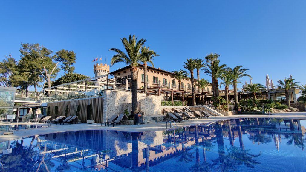 Castillo Son Vida Mallorca Outdoor Pool 1024x577