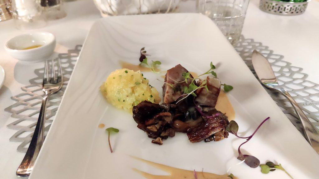Hospes Hotel Maricel Mallorca Abendessen 10 1024x575