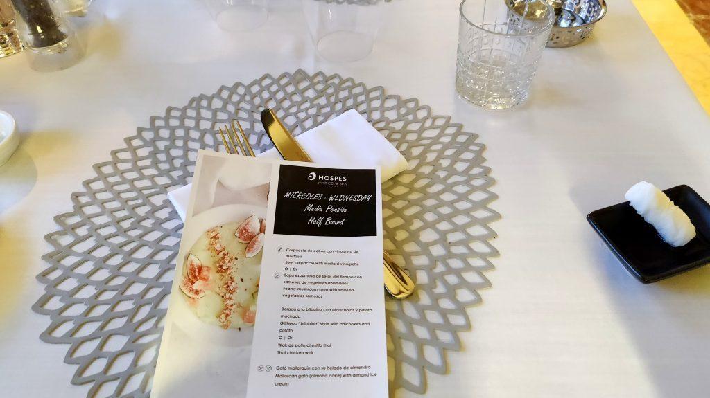 Hospes Hotel Maricel Mallorca Abendessen 1024x575