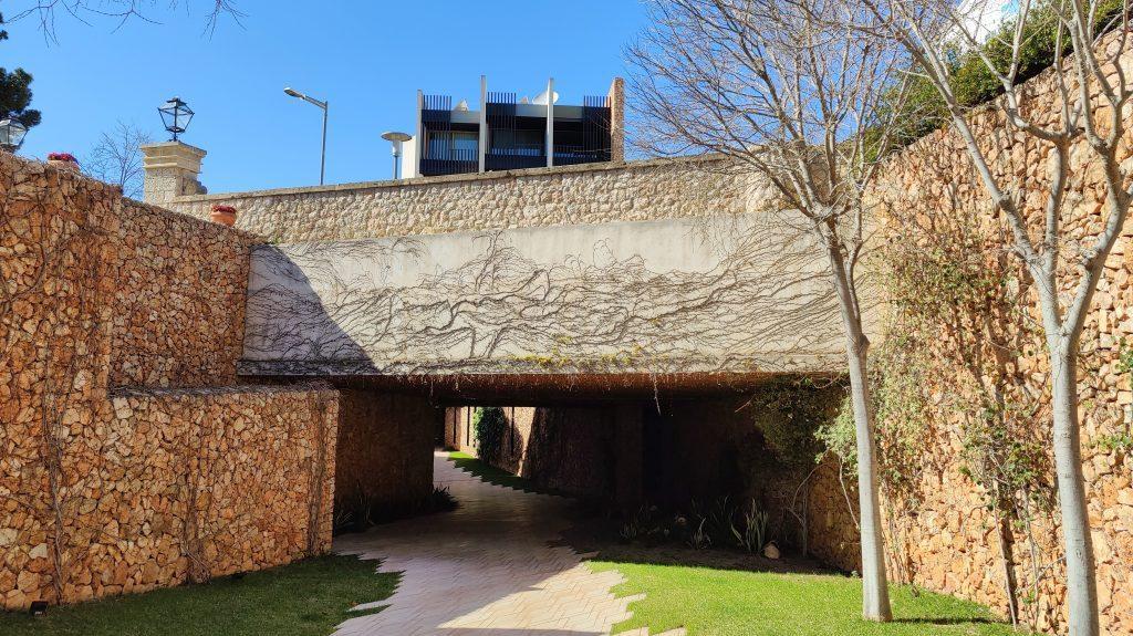 Hospes Hotel Maricel Mallorca Durchgang 2 1024x575