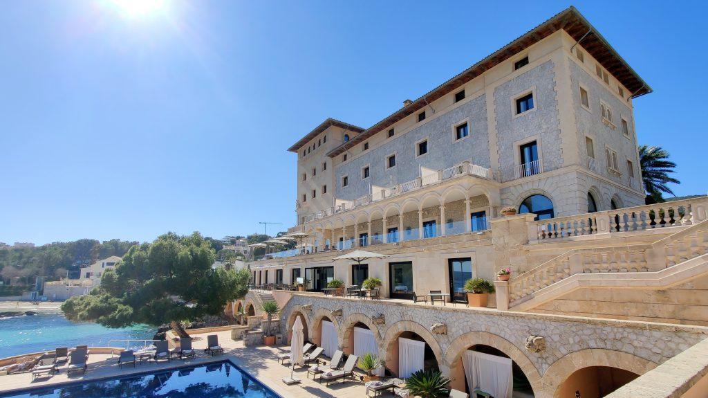 Hospes Hotel Maricel Mallorca Gebäude