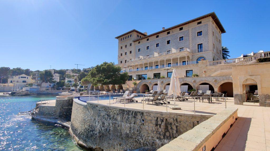 Hospes Hotel Maricel Mallorca Gebäude 2 1024x575