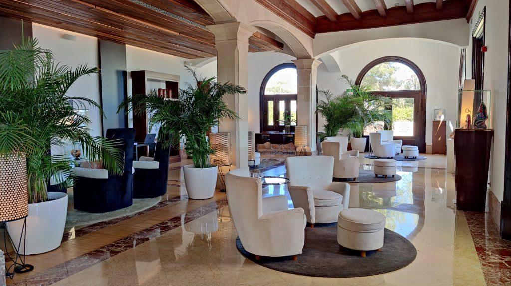 Hospes Hotel Maricel Mallorca Lobby 1024x575