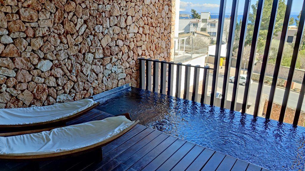 Hospes Hotel Maricel Mallorca Zimmer Balkon 1024x575