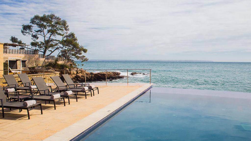 Hotel Hospes Maricel & Spa Palma De Mallorca Pool