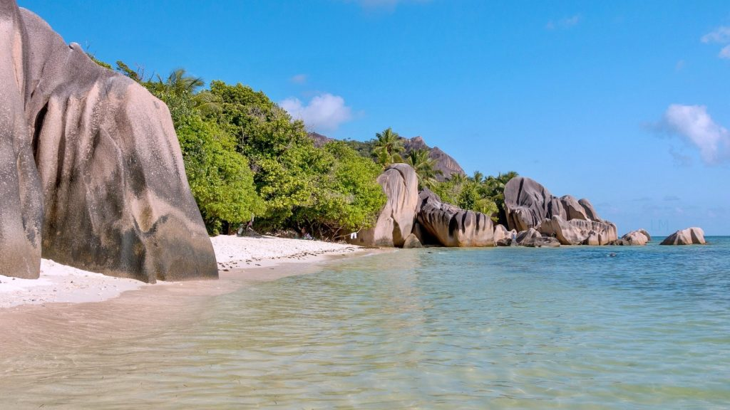 La Digue Seychellen 1 1