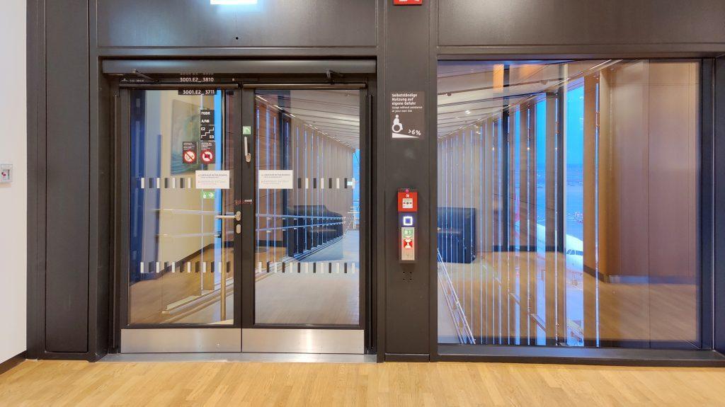 Lufthansa Lounge Berlin Gate 1024x575