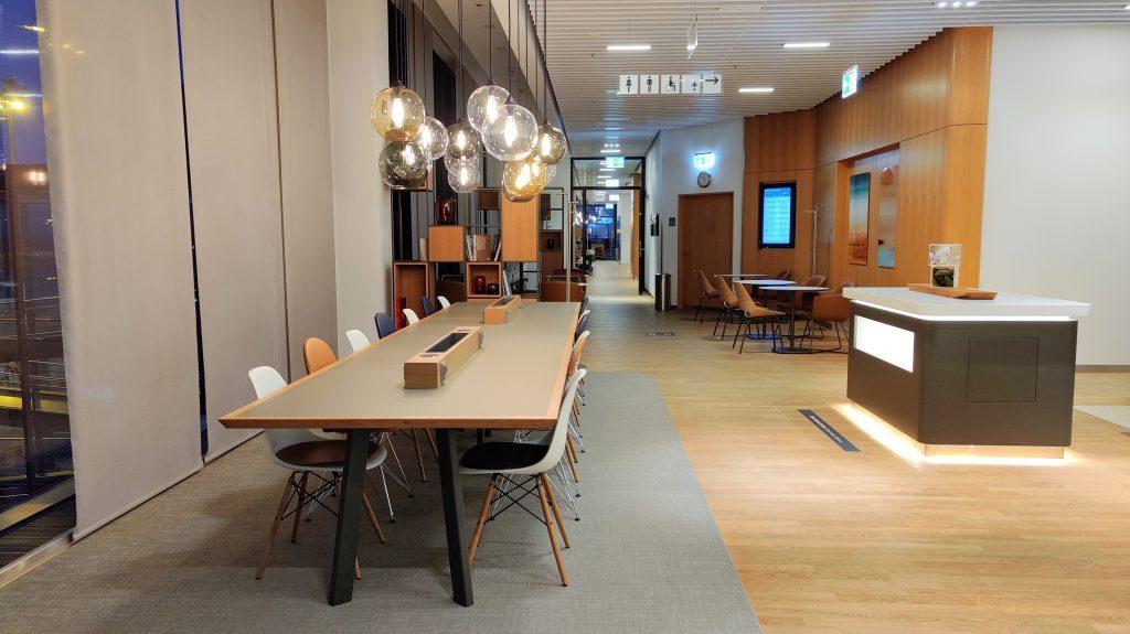 Lufthansa Lounge Berlin Sitzgelegenheiten 8 1024x575
