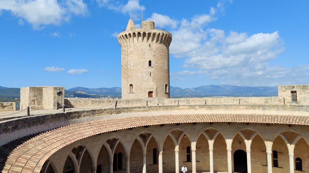 Palma De Mallorca Burg