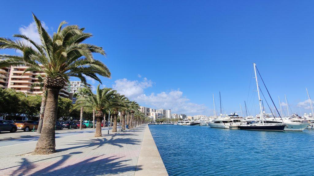 Palma De Mallorca Promenade