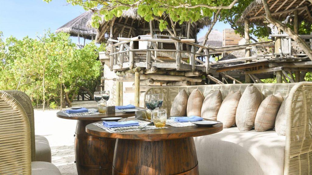 Restaurant 2 Malediven 2