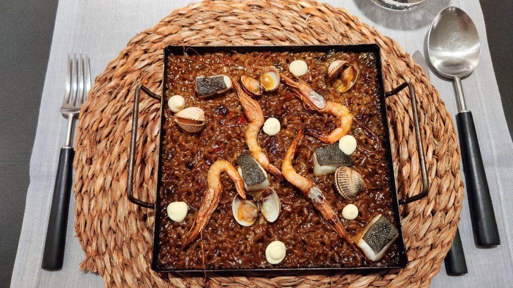 Sant Francesc Hotel Singular Palma De Mallorca Abendessen 1024x575