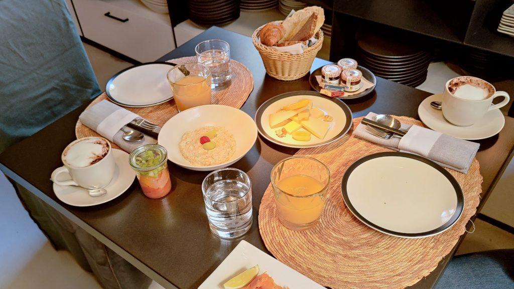 Sant Francesc Hotel Singular Palma De Mallorca Frühstück 2 1024x577