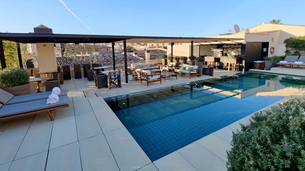 Sant Francesc Hotel Singular Palma De Mallorca Pool 4 1024x575