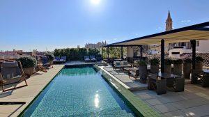 Sant Francesc Hotel Singular Palma De Mallorca Pool 8