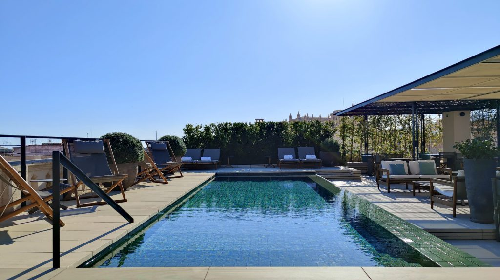 Sant Francesc Hotel Singular Palma De Mallorca Pool 9 1024x575