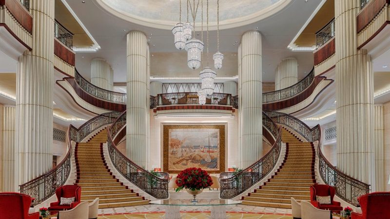 St. Regis Abu Dhabi Lobby (2)