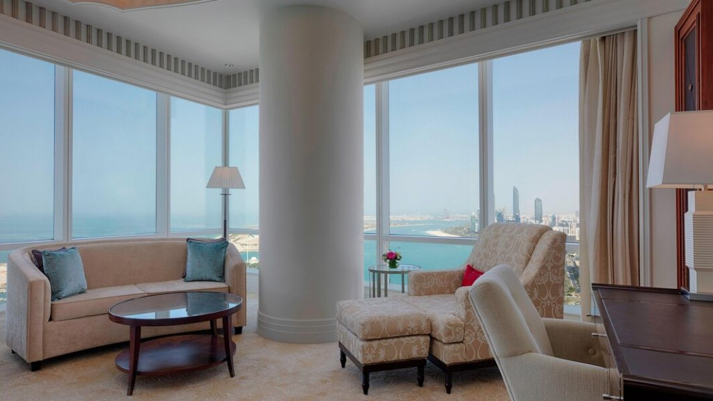 Suite St. Regis Abu Dhabi