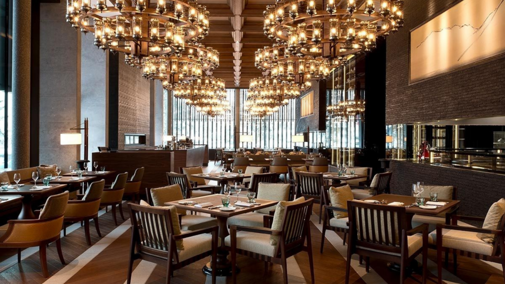 The Chedi Andermatt Restaurant 1024x576