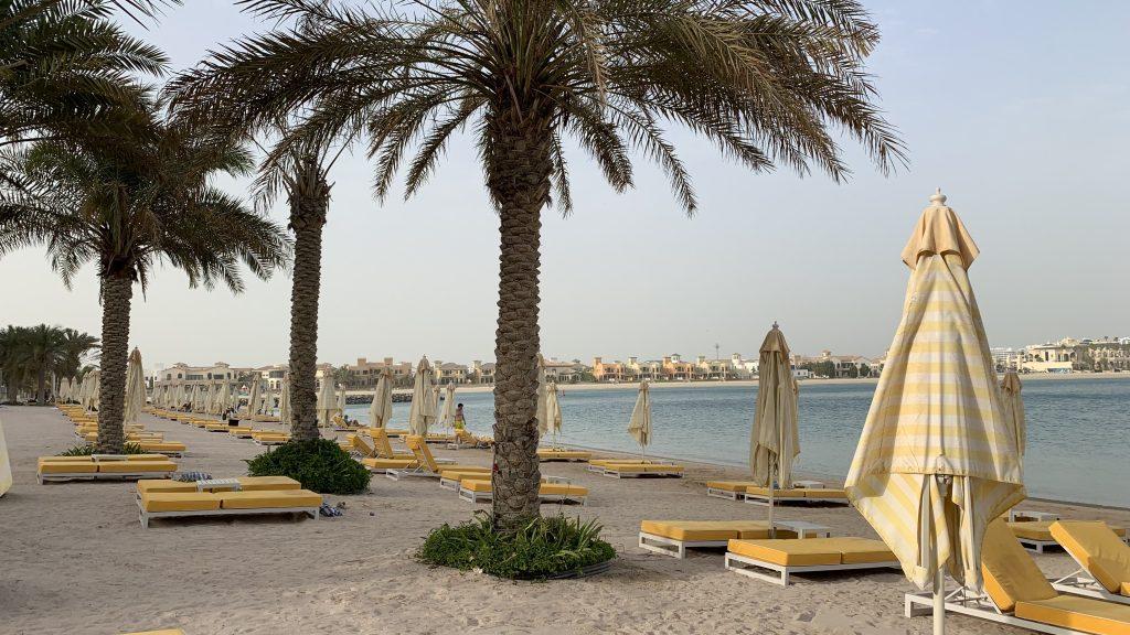 Andaz Dubai The Palm Strand 1024x576