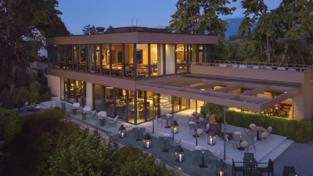 Buergenstock Resort Aussen
